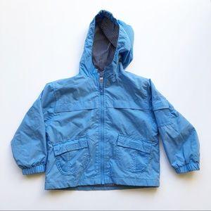 Vintage Outbrook Kids Windbreaker Jacket